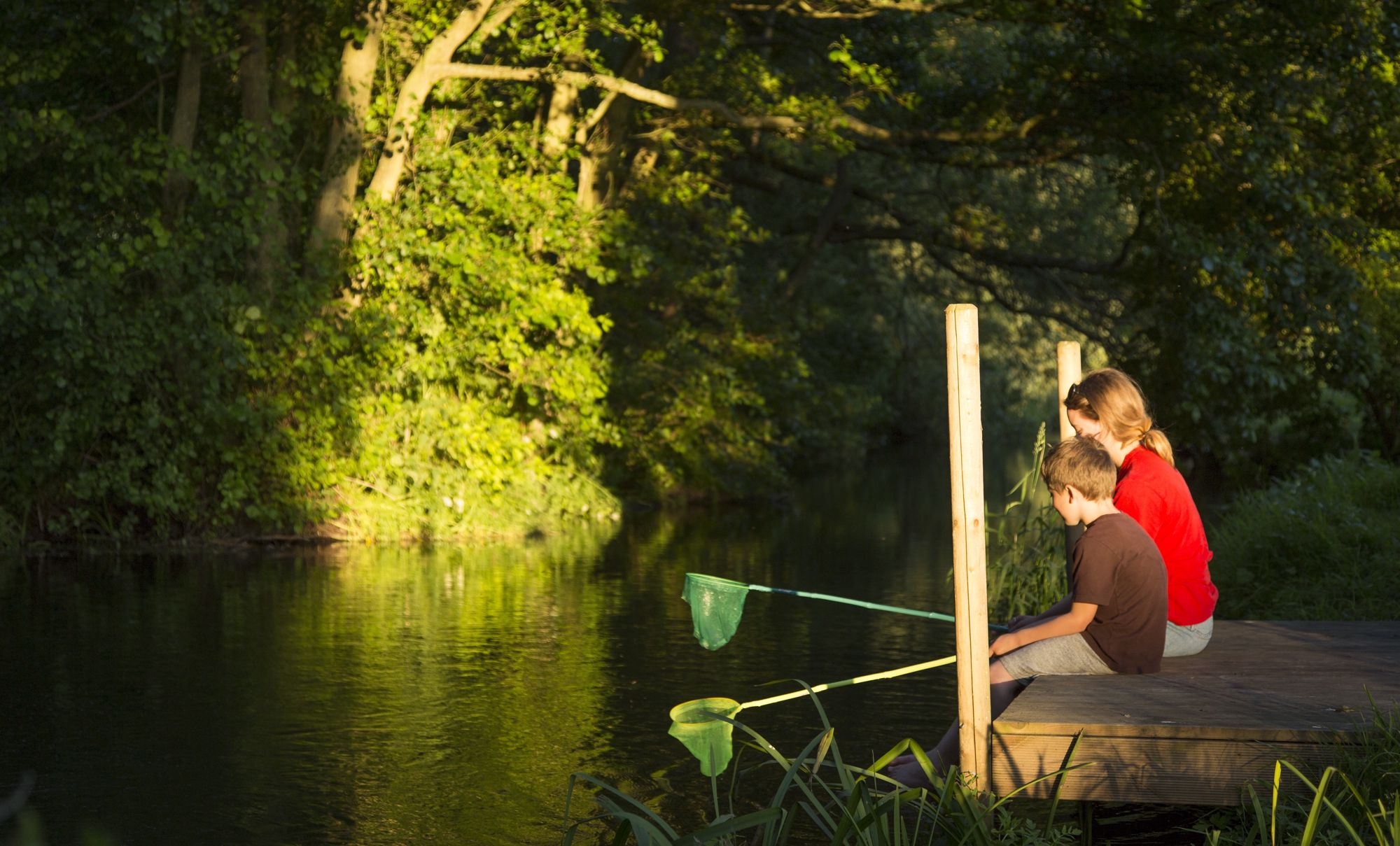 The Best Riverside Glamping