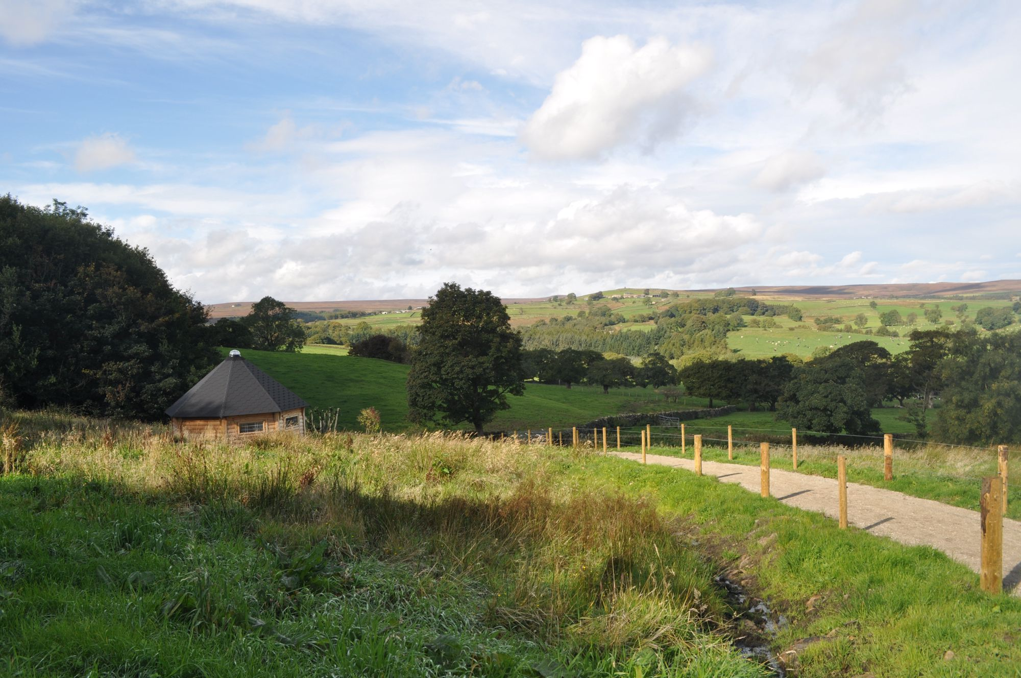 Little Seed Field Glamping in North East