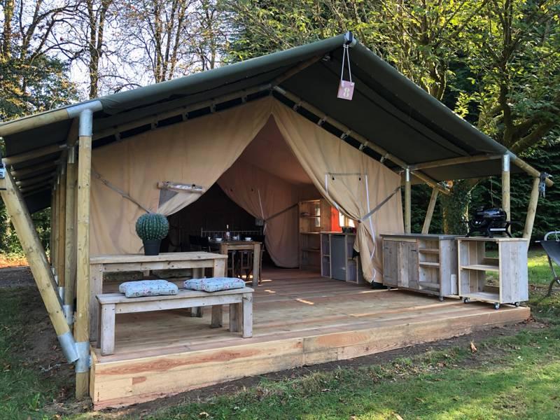 Safari Lodge Tent