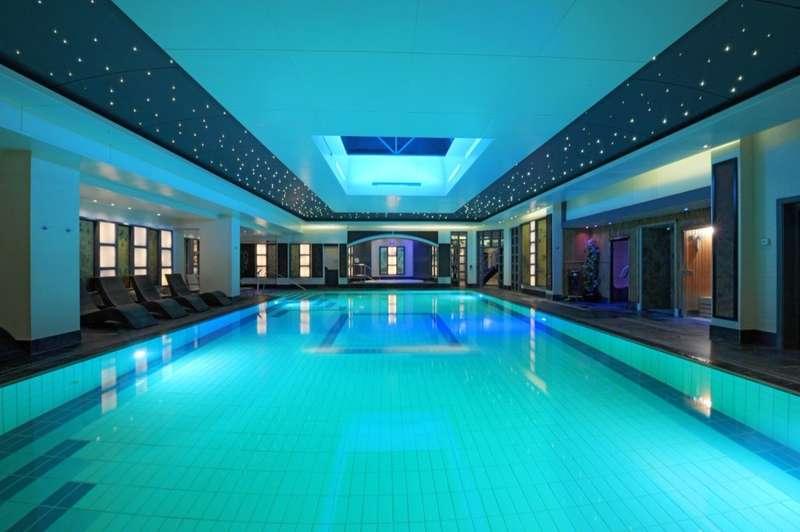 Spa hotels UK