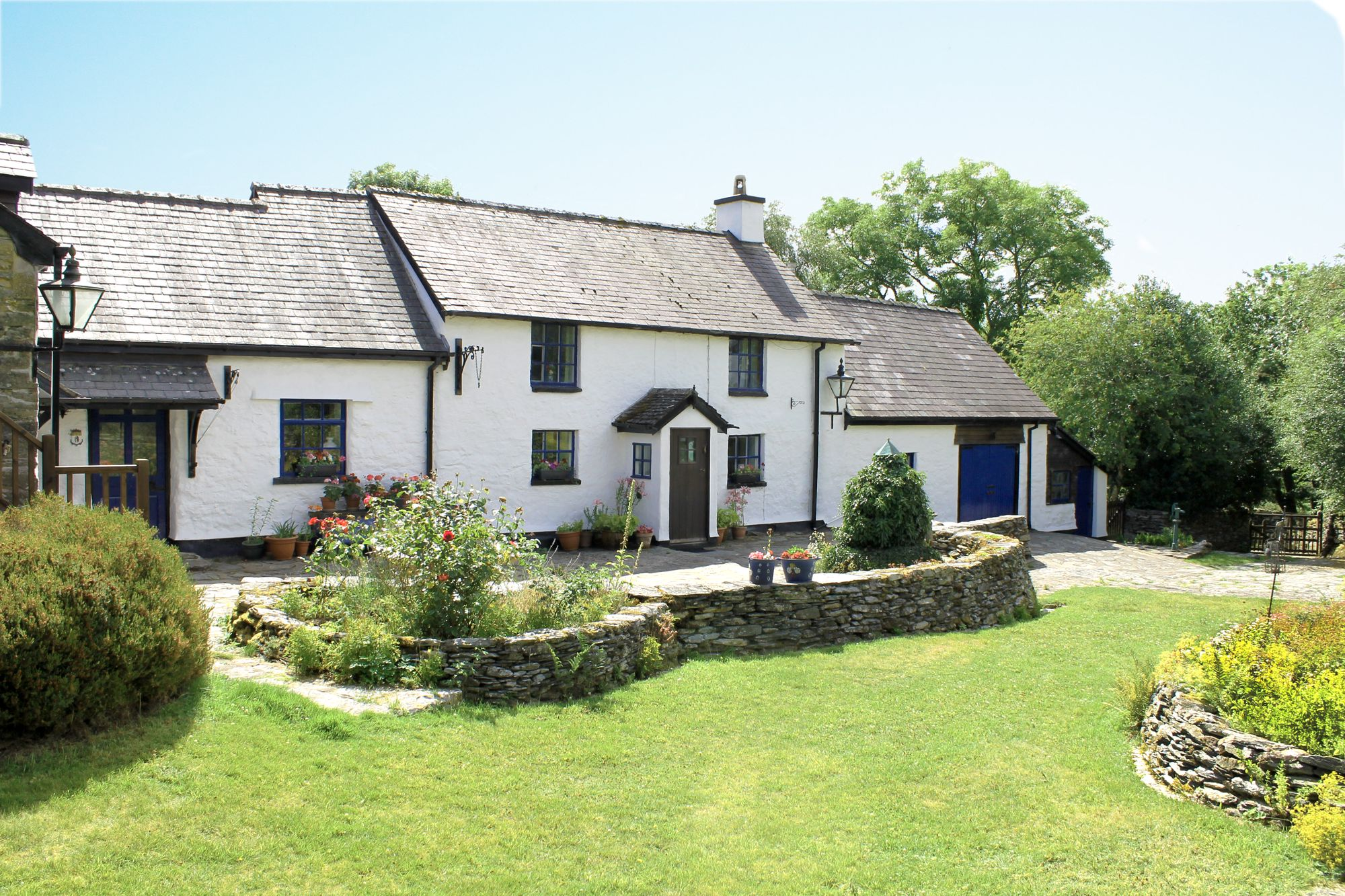 Self-Catering in Denbighshire holidays at Cool Places