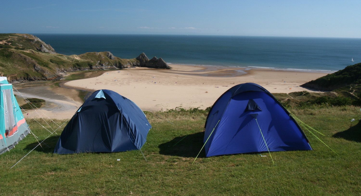 Best Seaside C&sites & Cool Camping: Campsites u0026 Glamping in the UK and Europe