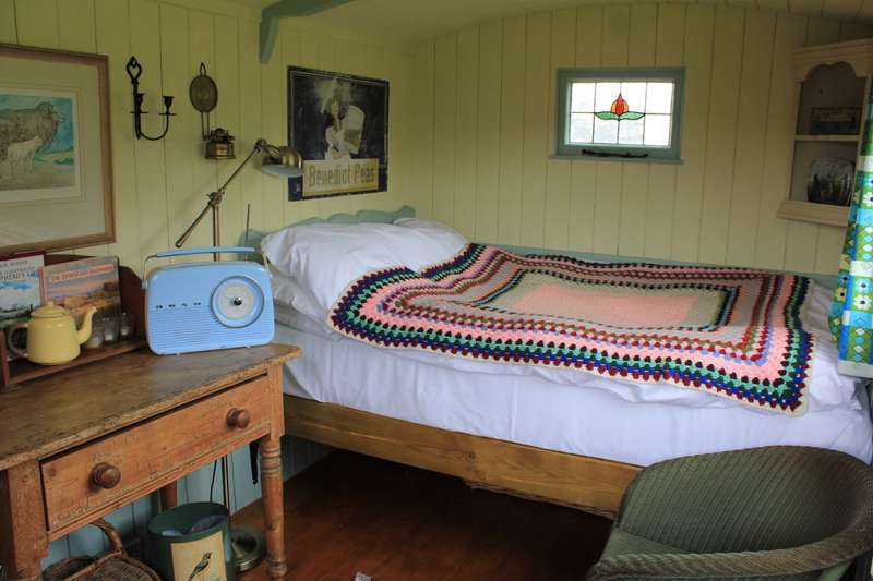 Vintage UK – places to stay with a retro feel