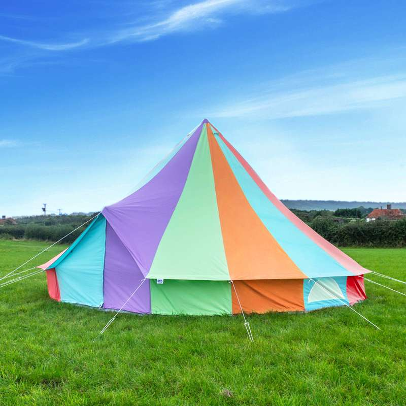 Naked Bell Tent 1
