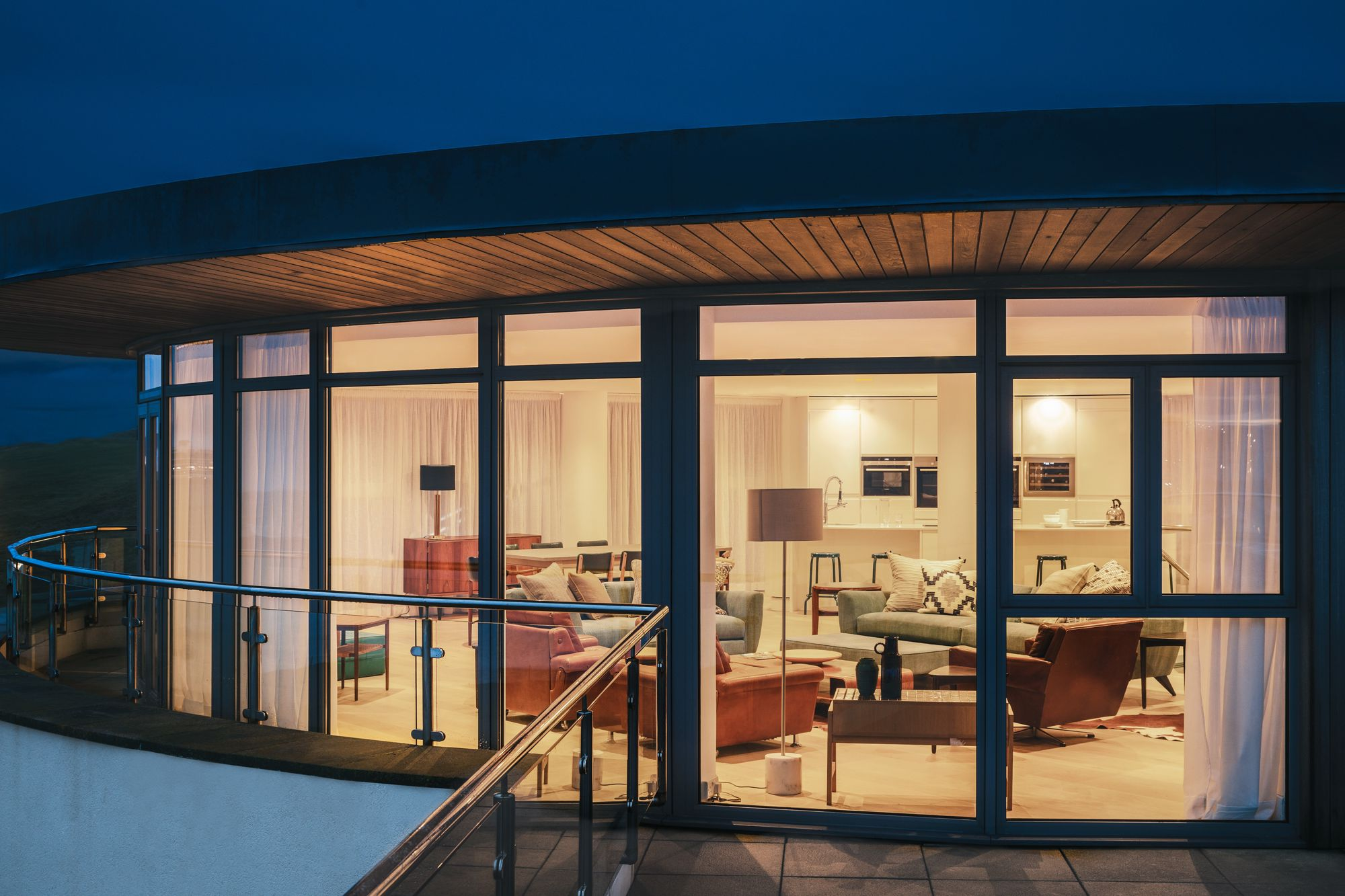 Self-Catering in Cornwall holidays at Cool Places