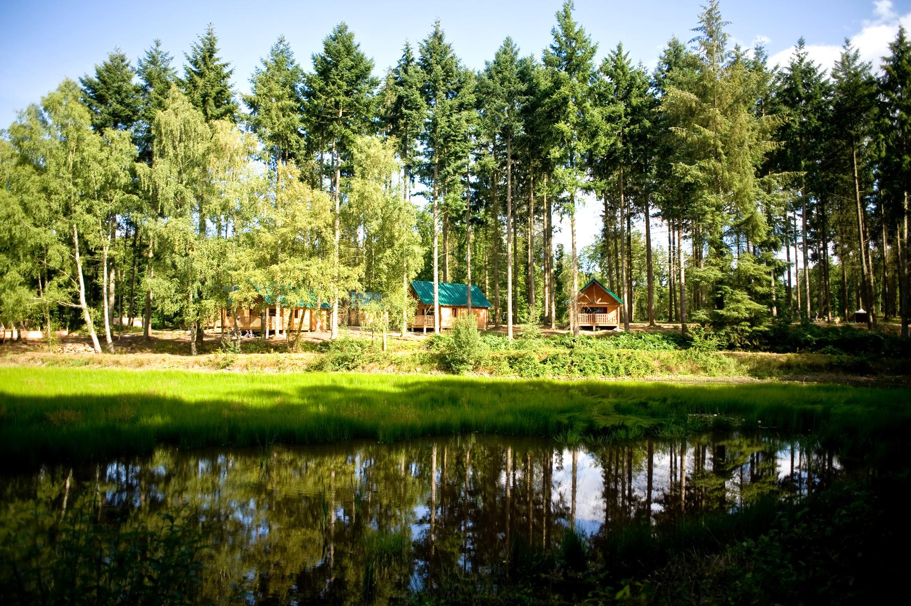 Campsites in Eure-et-Loire holidays at Glampingly