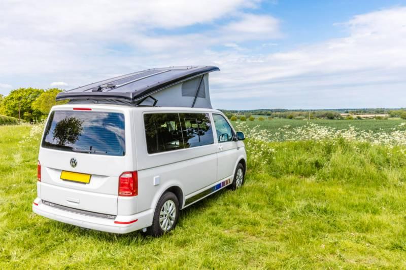 Norfolk campervan hire