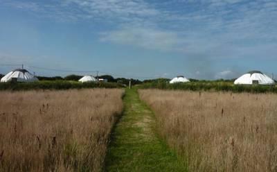 Yurts in Devon – The best yurt holidays in Devon – Cool Camping