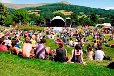 Win Tickets to Green Man Festival!