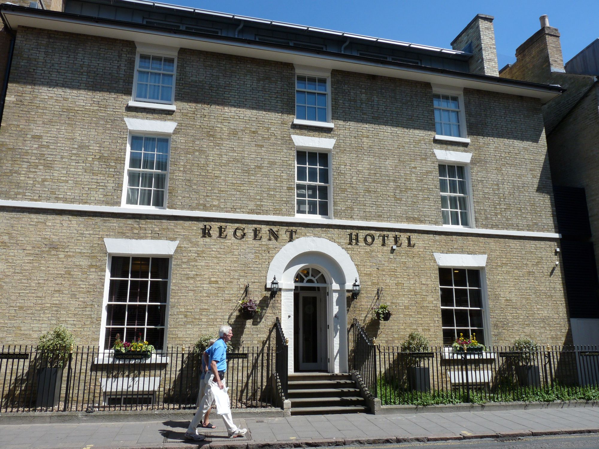 Hotels in Cambridgeshire holidays at Cool Places