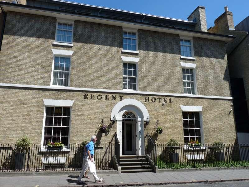 Regent Hotel 41 Regent Street Cambridge CB2 1AB