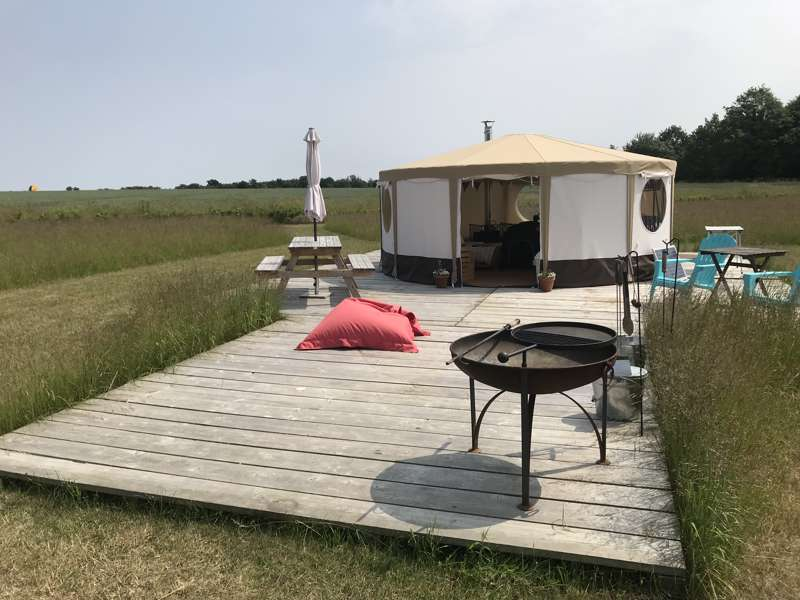 Riddlesworth Park Glamping