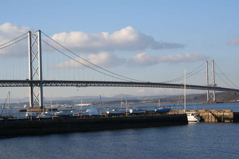 Walk the Forth Road Bridge