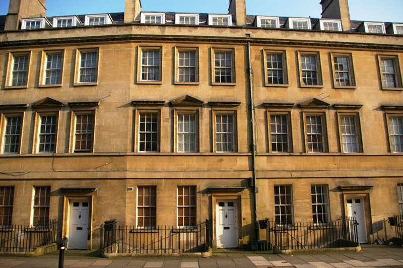 Bath Boutique Stays 11 Queen's Parade Bath Somerset BA1 2NJ