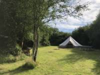 Billy Blue 6M Private Bell Tent