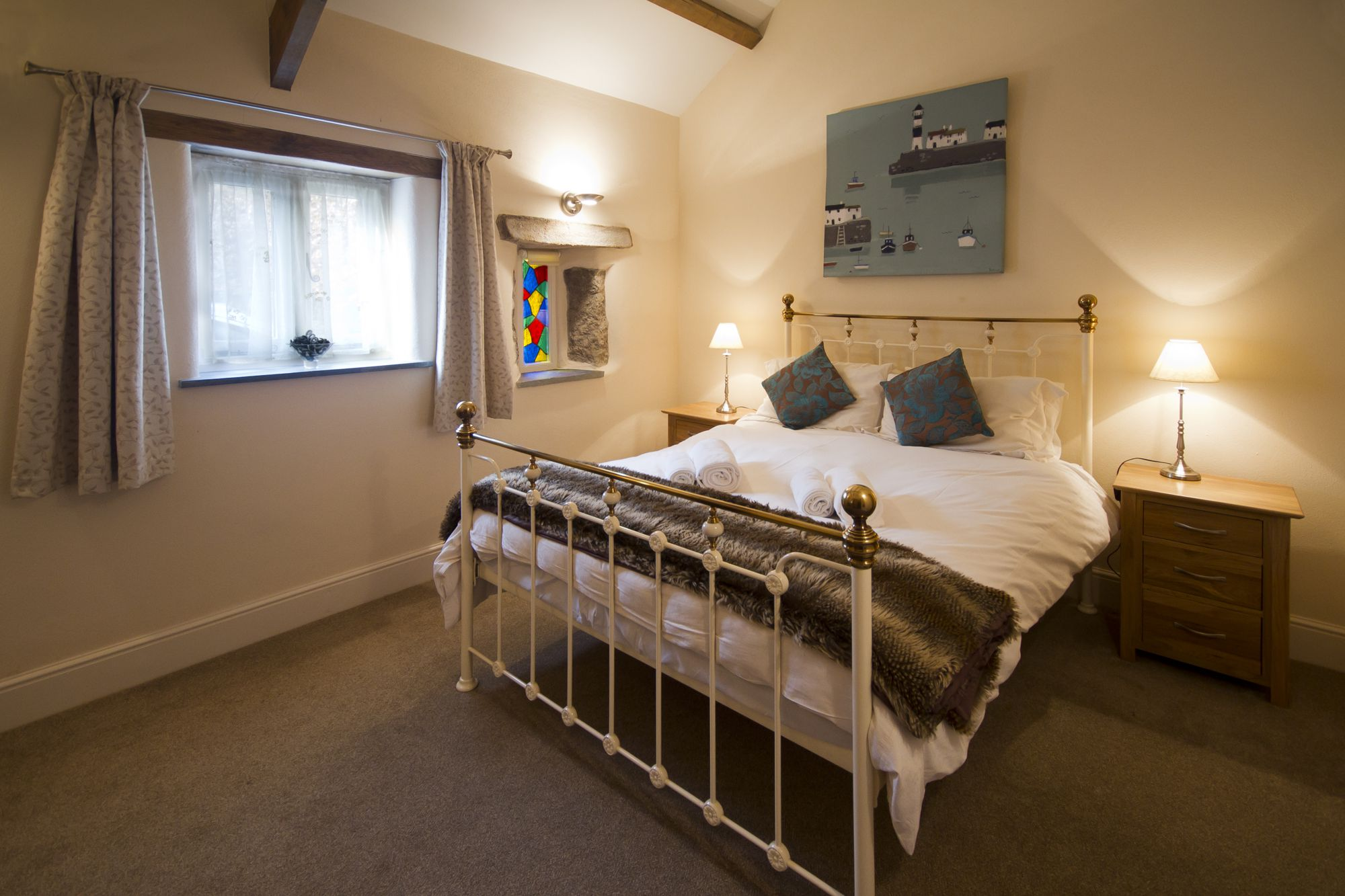 Fenteroon Farm Holiday Cottages
