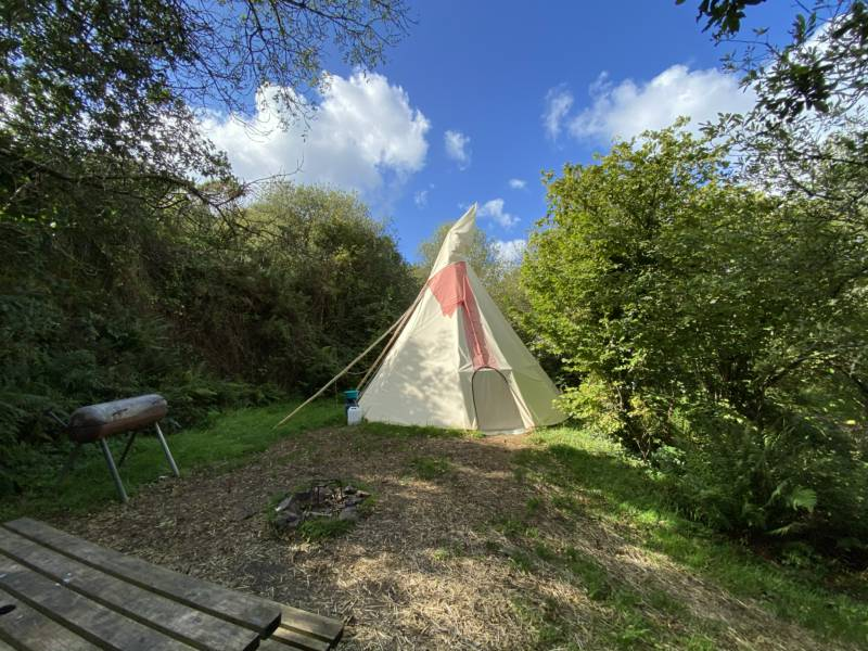 Jackies Large - Large Tipi - Private Site
