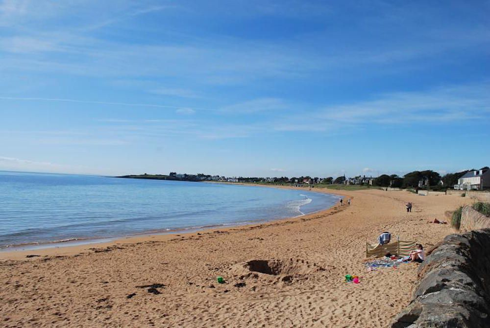 Elie Harbour Beach