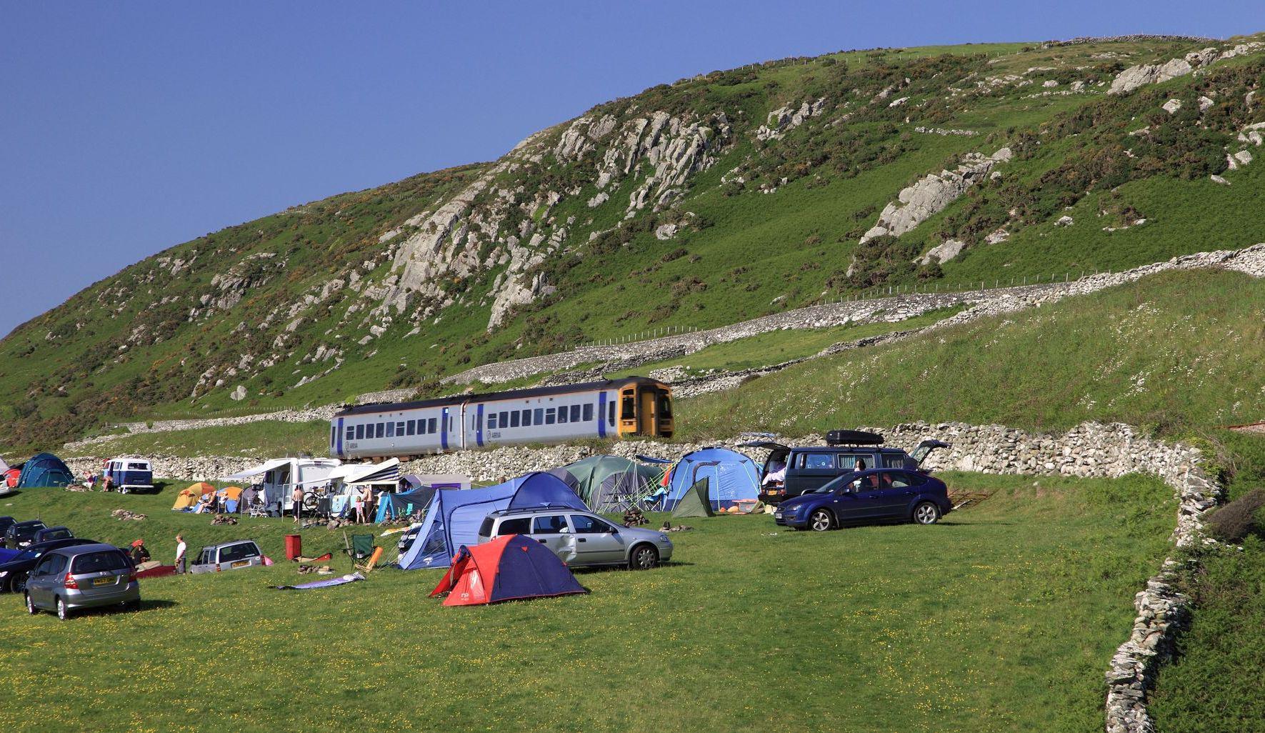Tywyn Camping | Campsites in Tywyn, West Wales