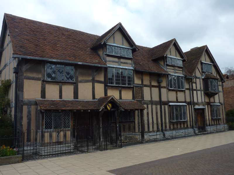 Birthplace Shakespeare