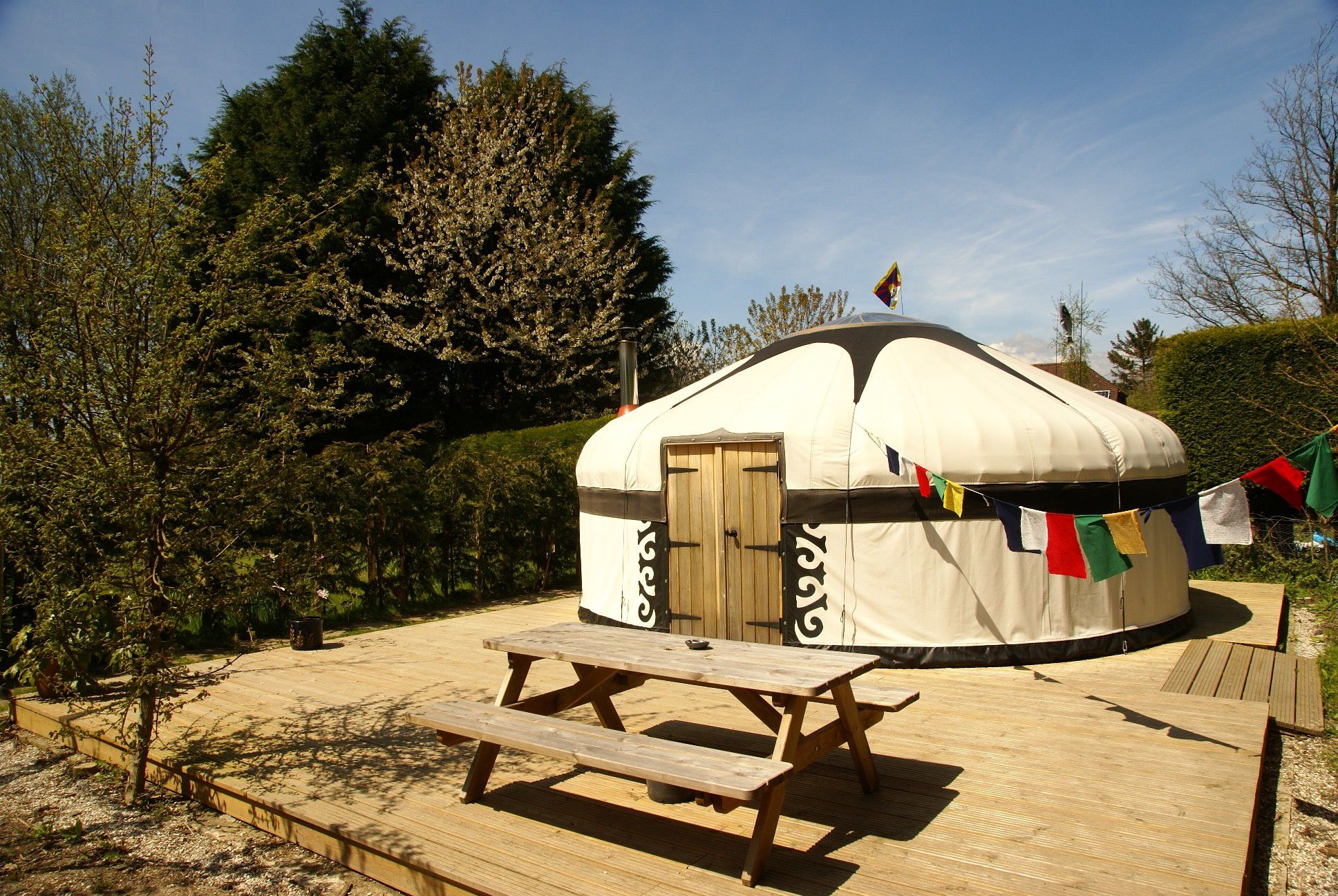 Glamping in Rye – Cool Camping