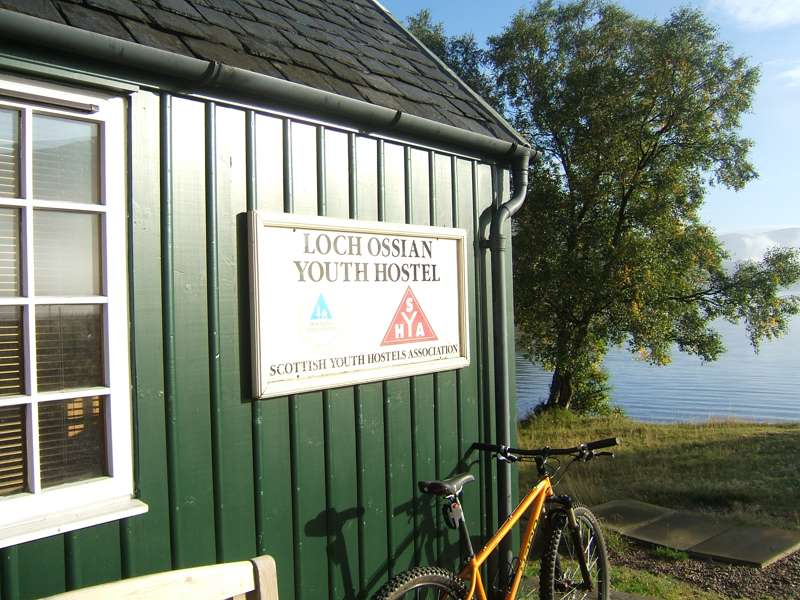 Loch Ossian Youth Hostel Corrour By Fort William PH30 4AA