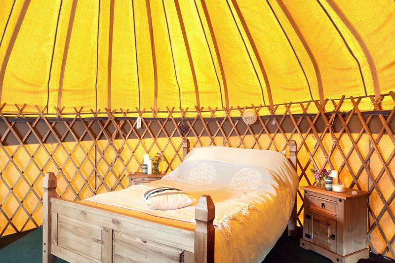 Dunree yurt (ADULT ONLY)