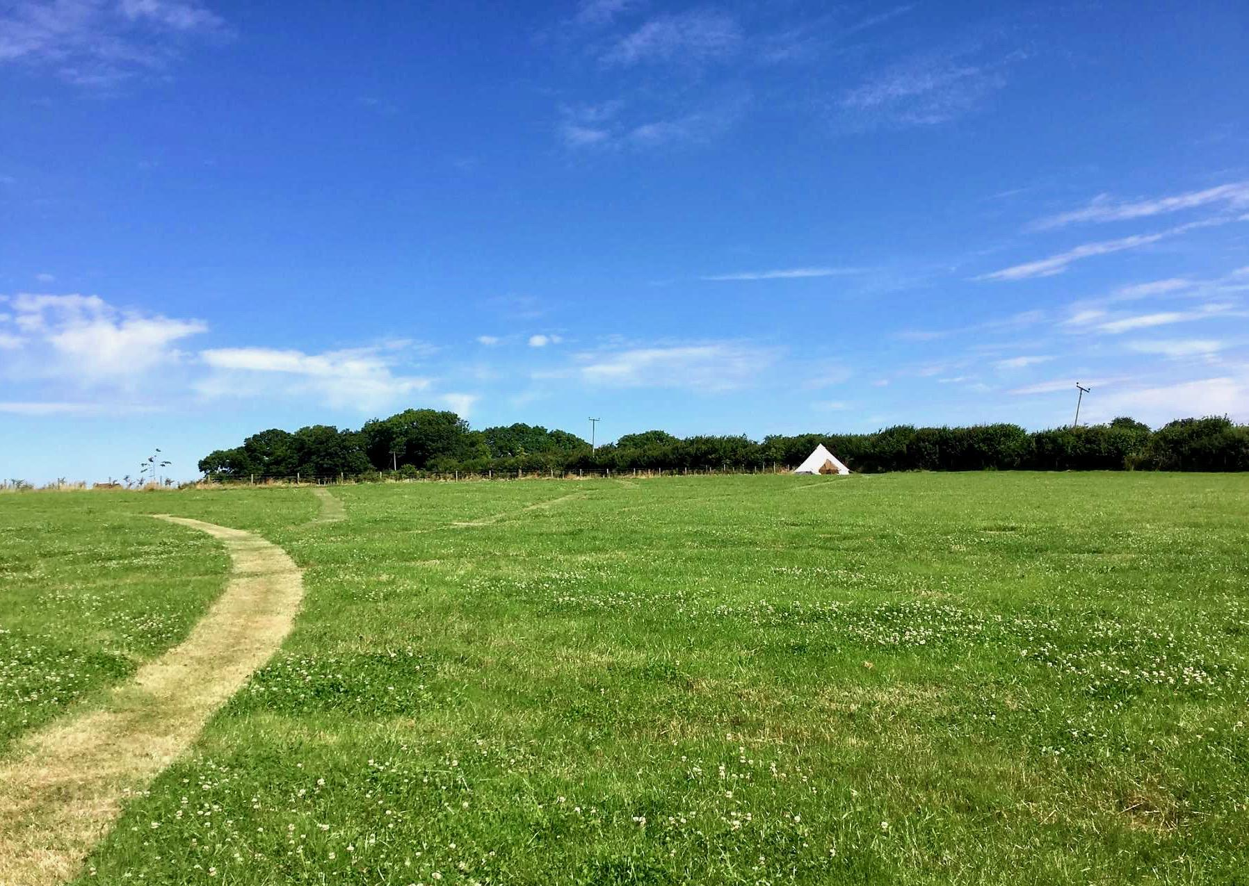 Campsites in Blandford Forum holidays at Cool Camping