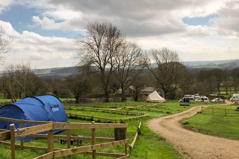 Hilltop medium (tent only, non-ehu)