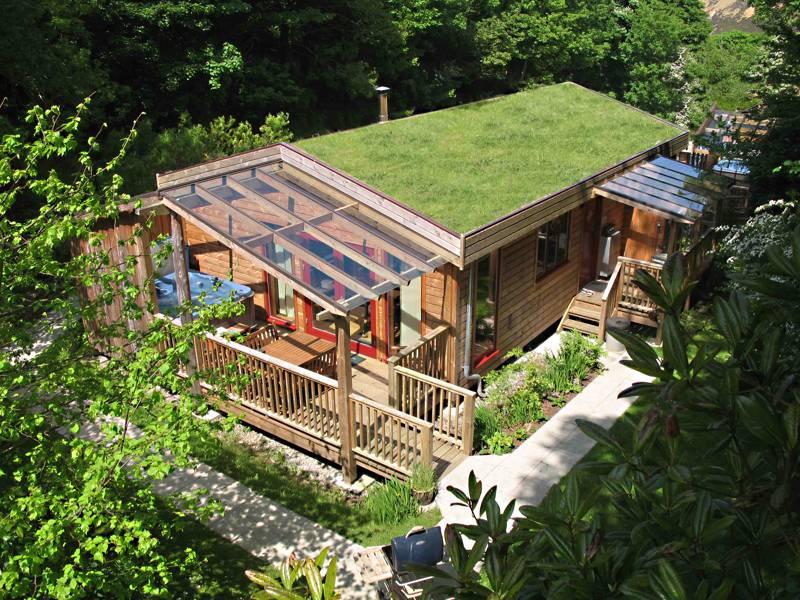 Rosehill Lodges Rosehill Lodges, Rosehill, Porthtowan, Cornwall TR4 8AR