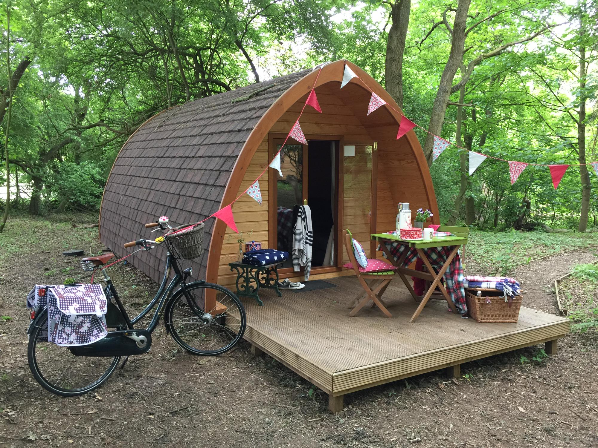 Glamping in Bury St. Edmunds – Cool Camping