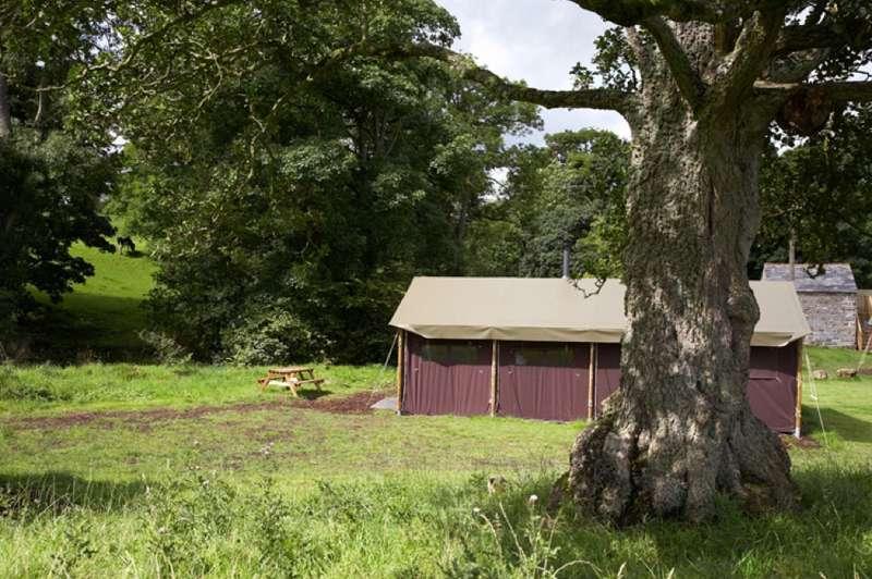 Howbeck Lodge (Feather Down Farm) Hesket Newmarket, Wigton, Cumbria CA7 8JN
