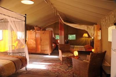 Safari Tent 5 persons