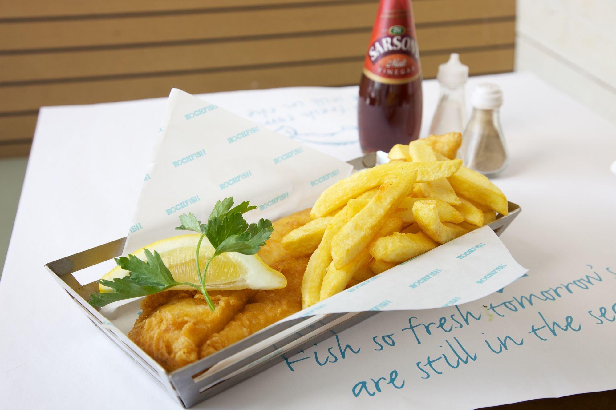 RockFish Seafood & Chips