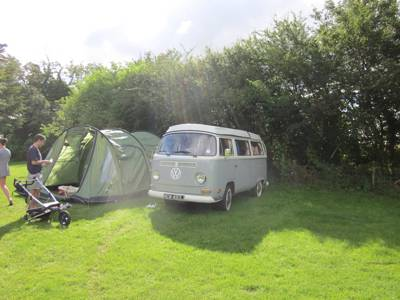Grass Pitch (Caravan/Motorhome)