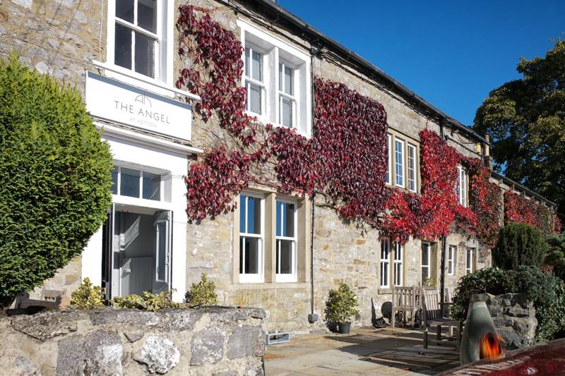 The Angel at Hetton Hetton Near Skipton North Yorkshire BD23 6LT