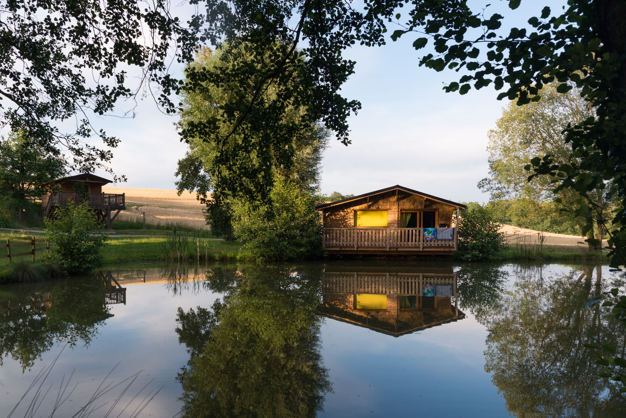 Campsites in Picardie holidays at Glampingly