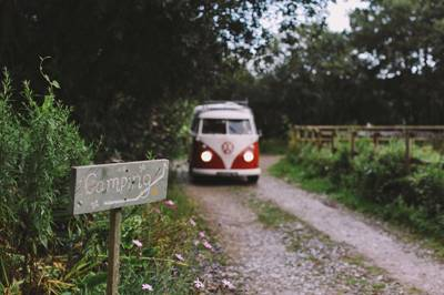 Campervans are generally easier to drive down narrow tracks and lanes.