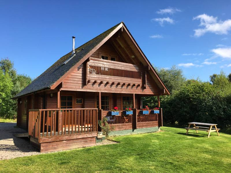 Big Sky Lodges Drynie Park Muir of Ord Inverness IV6 7RP