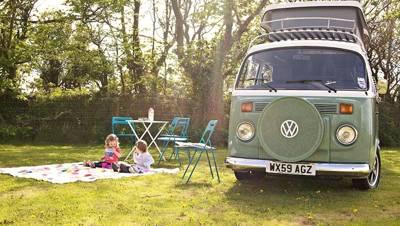 Van Kampers Mathry, Haverfordwest, Pembrokeshire, West Wales