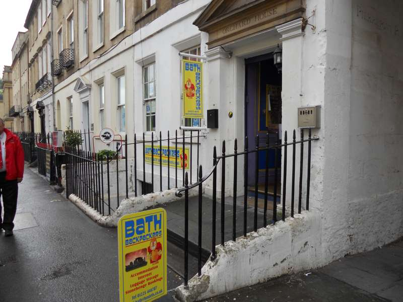Bath Backpackers 13 Pierrepont Street Bath BA1 1LA