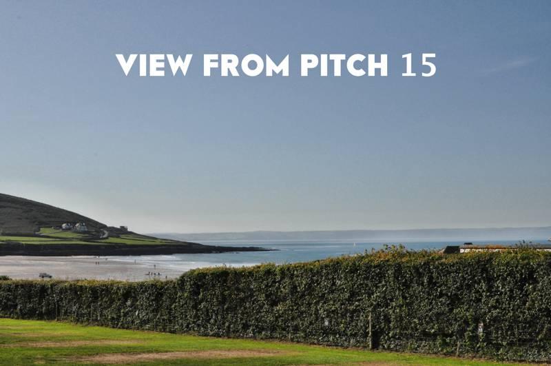 Pitch 15 - Grass Large (Size 15m x 6m)