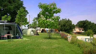Tiny, friendly, adults-only camping in the wonderfully untouristy Gers. Oh yeah, and there's wine and Armagnac brandy virtually on tap!