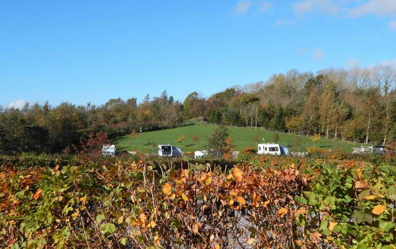 Thornbrook Barn Caravan Site - Picturesque camping and caravanning in the Yorkshire Dales National Park