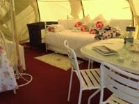 Rose Tent