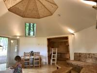 The Woodpecker Tree Temple - Hot tub