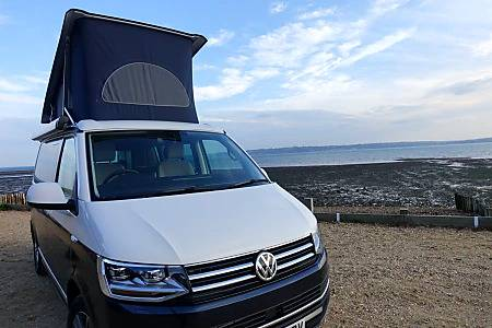 (Daisy) Volkswagen California Ocean Auto