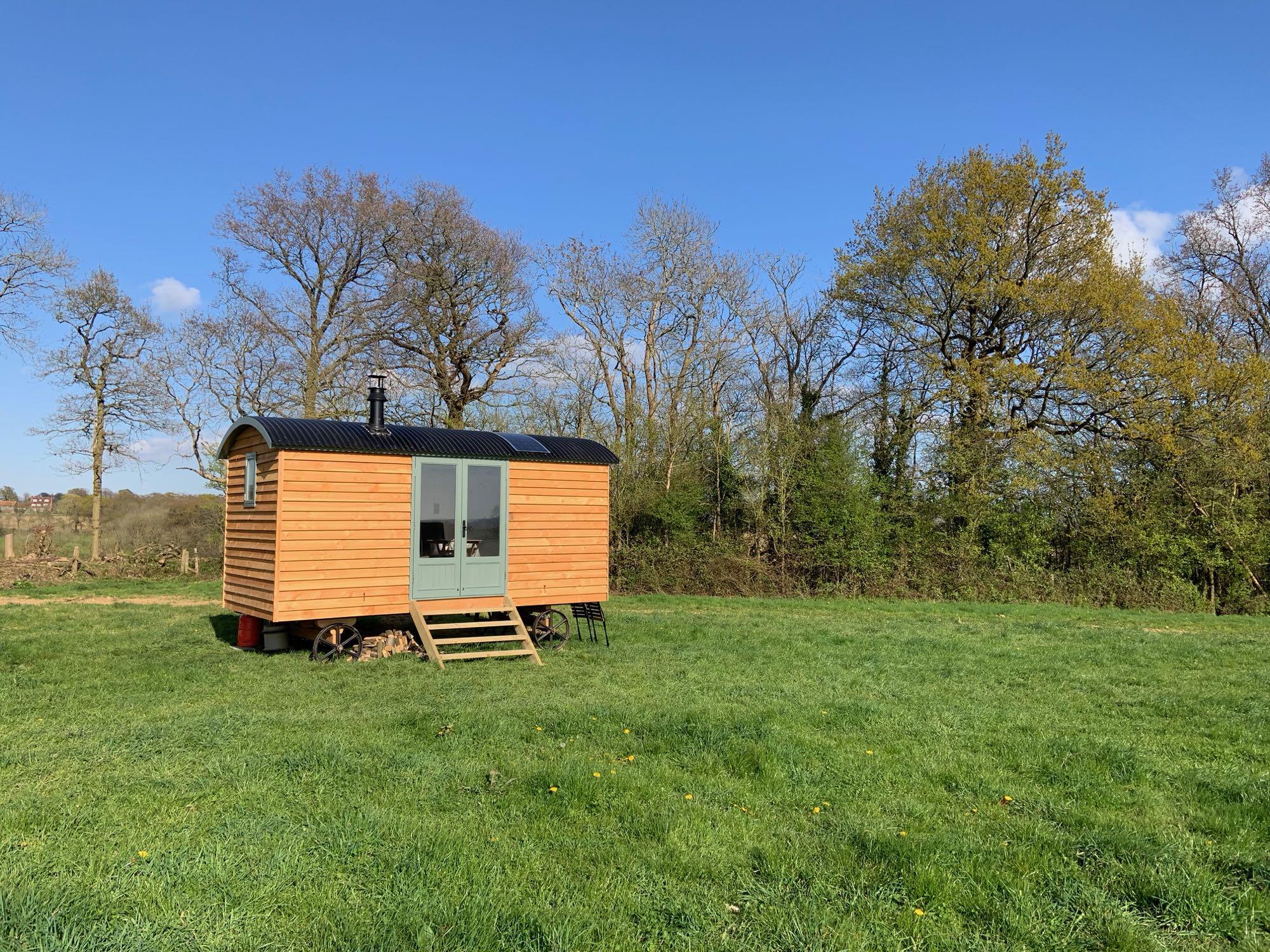 Glamping in Sevenoaks holidays at Cool Camping