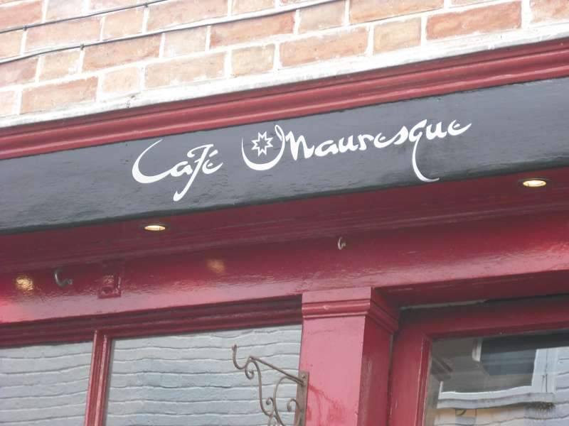 Café Mauresque