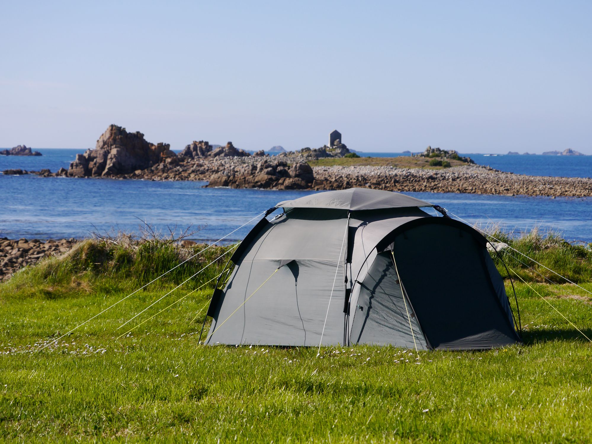 Campsites in Isles of Scilly holidays at Glampingly